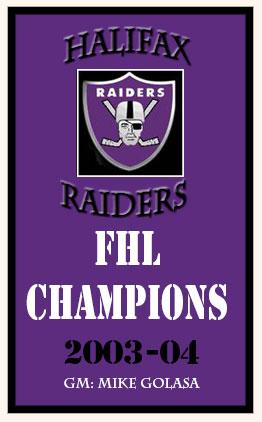 HFR 03-04 FHL Champs