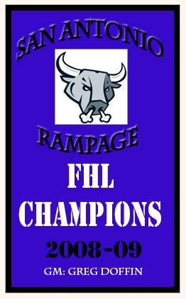 SAN 08-09 FHL Champs