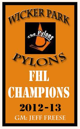 WPP 12-13 FHL Champs